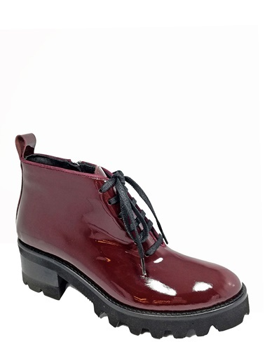 Nemesis Shoes Bot Bordo